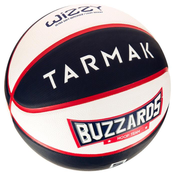 Ballon de basket enfant Wizzy Playground taille 5. - 1284550