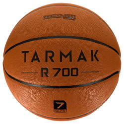 R700 Deluxe Adult Size 7 Basketball - Orange Great ball feel