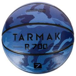 R700 Adult Size 7 Basketball - Camo BlueGreat ball feel