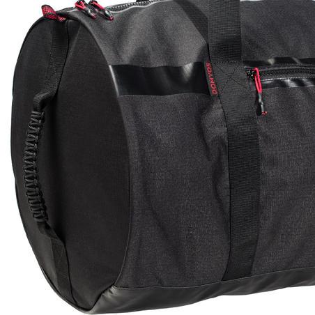 Fitness Cardio Training Bag 55L - Black