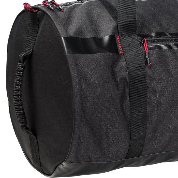 Tas voor cardiofitness 55 liter zwart