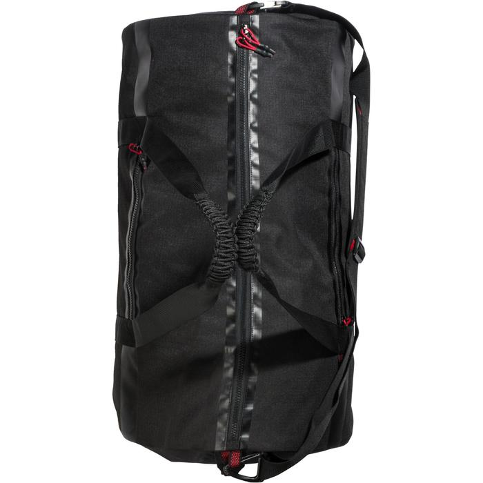Sporttasche Cardio Fitness 55l schwarz