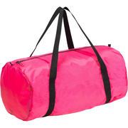 Rožnata zložljiva torba za fitnes (30 l)
