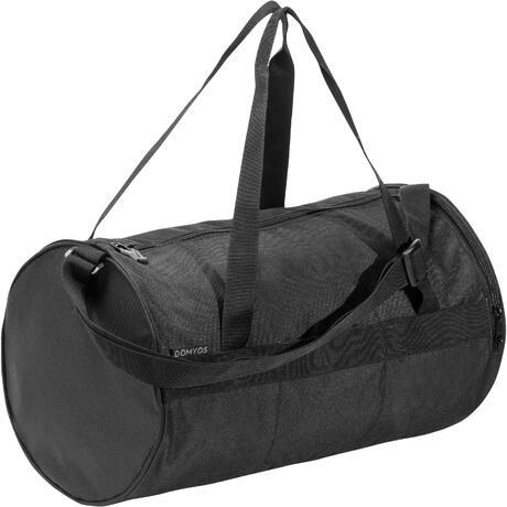 07e5286c5648a7 Fitness Cardio Training Bag 20L - Black | Domyos by Decathlon