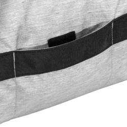 Tas voor cardiofitness 20 liter grijs