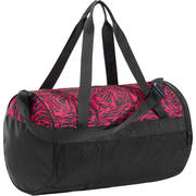 Gym Bag 20L - Pink/Black Print