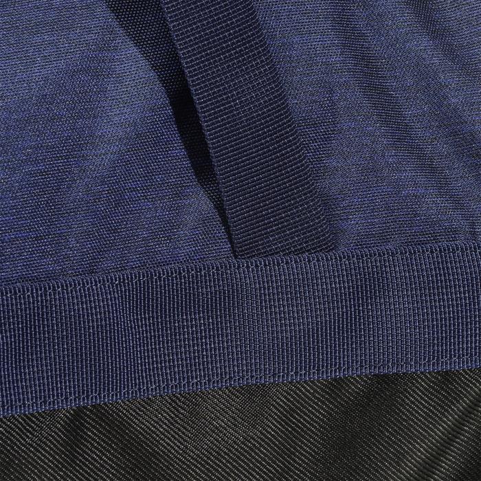 Sac fitness cardio-training 20 Litres bleu et noir