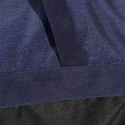 Sporttasche Fitness 20l blau/schwarz