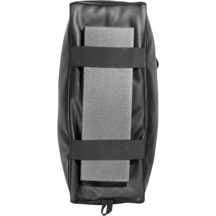 Tas fitness cardiotraining 30 liter grijs en zwart