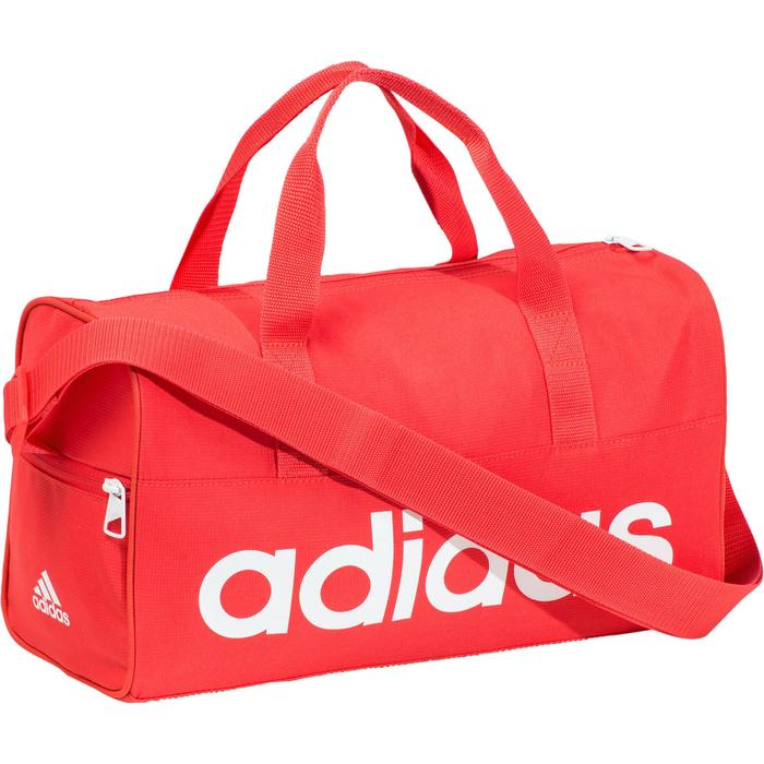 Sac fitness junior Adidas rose et blanc - 1284757