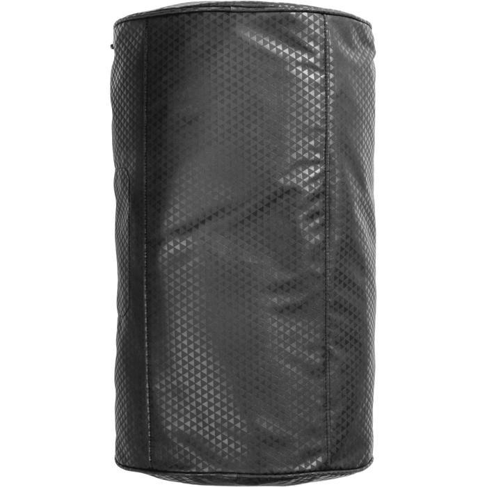 Bolsa fitness cardio-training 20 Litros estampado negro
