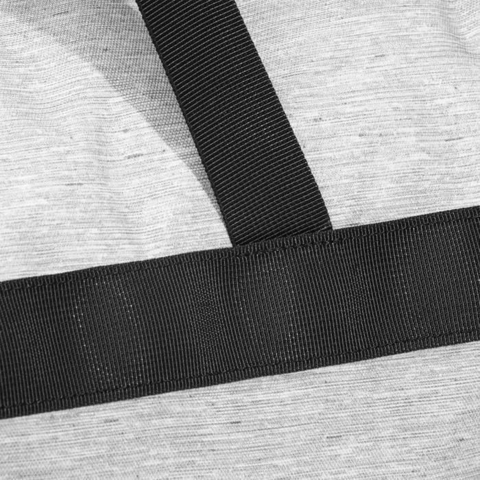 Bolsa fitness cardio-training 20 Litros gris