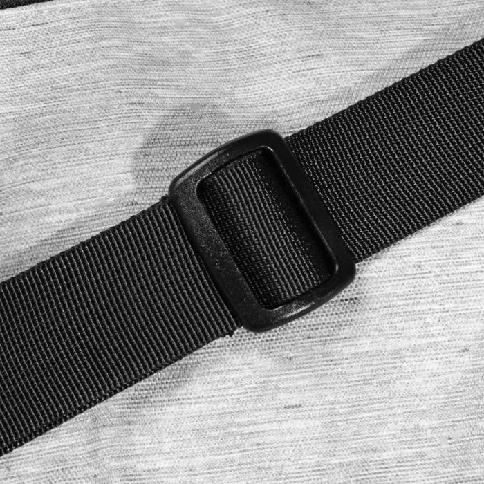 Sac fitness cardio-training 20 Litres gris