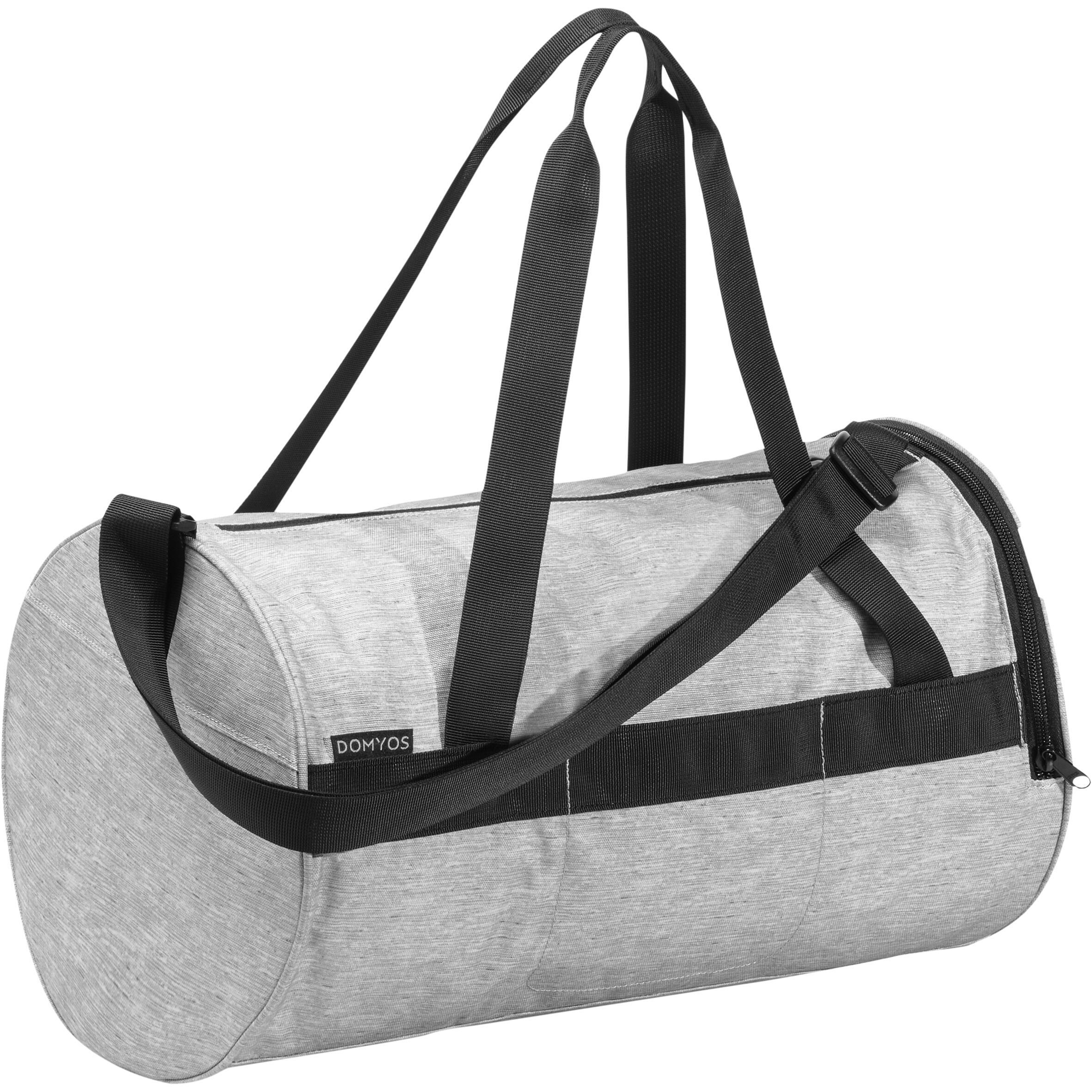 20L Fitness Bag - Pink/Blue/Green Print