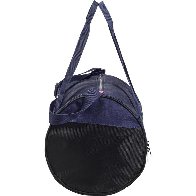de53563bb515a9 Cardio Fitness Bag 20-Litre - Blue/Black | Domyos by Decathlon