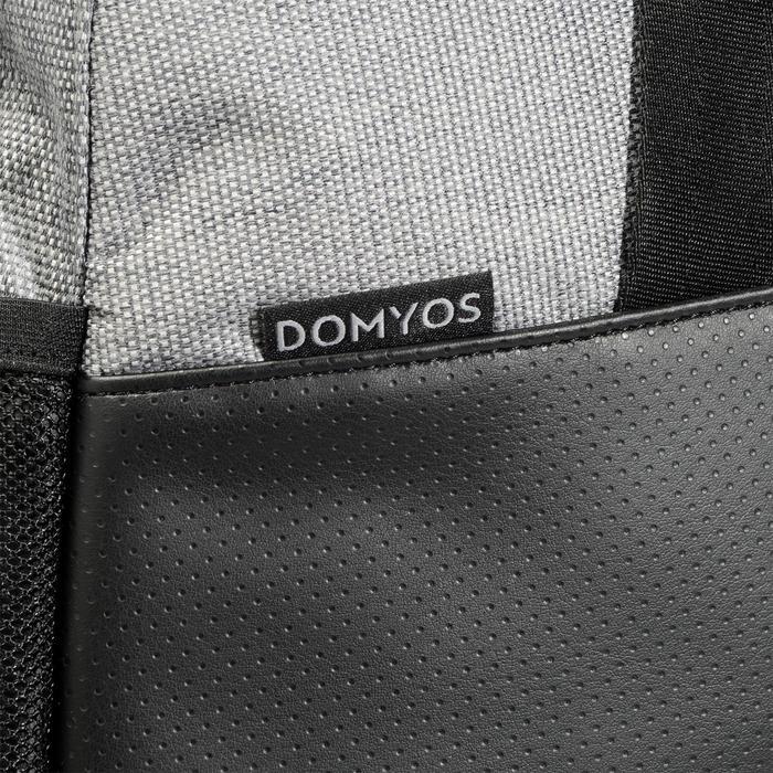 Sac fitness 30 Litres imprimé vert noir et Domyos - 1284832