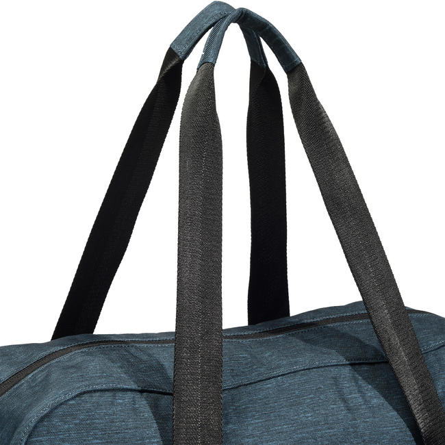 Fitness Duffle Bag 30L - Petrol Blue/Black