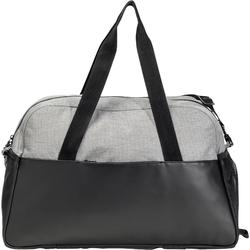 Sporttasche Premium Fitness 30l grau/schwarz