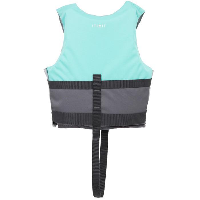 GILET AIDE A LA FLOTTABILITE 50N+  bleu kayak stand up paddle dériveur - 1284840