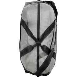 Tas voor cardiofitness 30 liter grijs/zwart