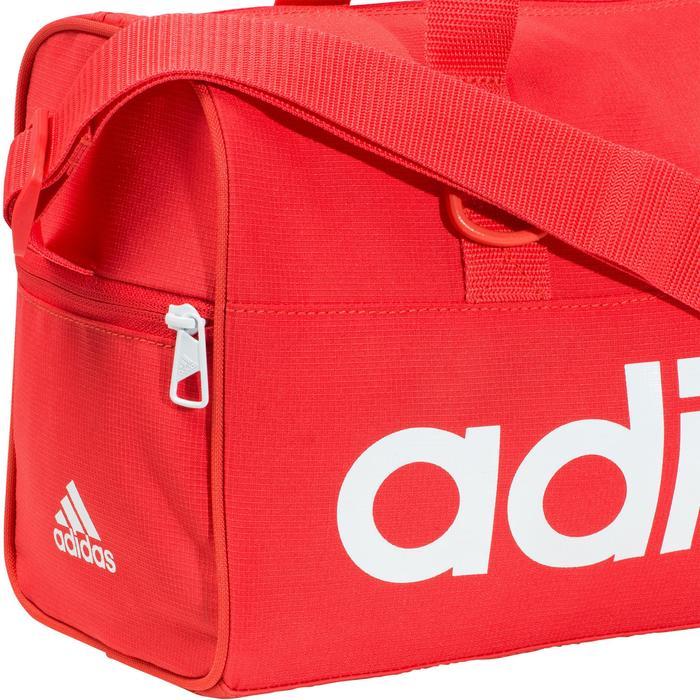 Fitnesstas Adidas voor kinderen roze en wit