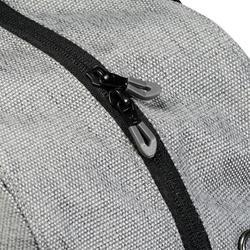 Sporttasche Fitness Cardio 30l grau/schwarz