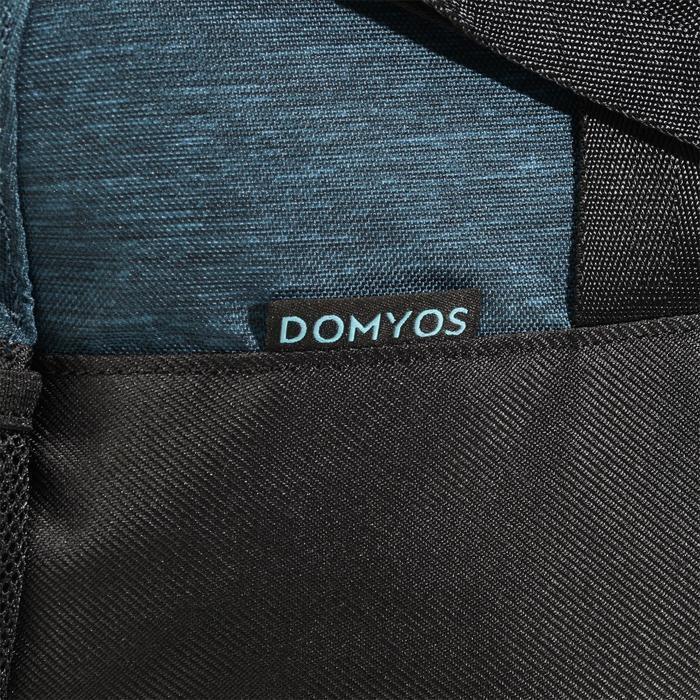Sac fitness 30 Litres imprimé vert noir et Domyos - 1284877