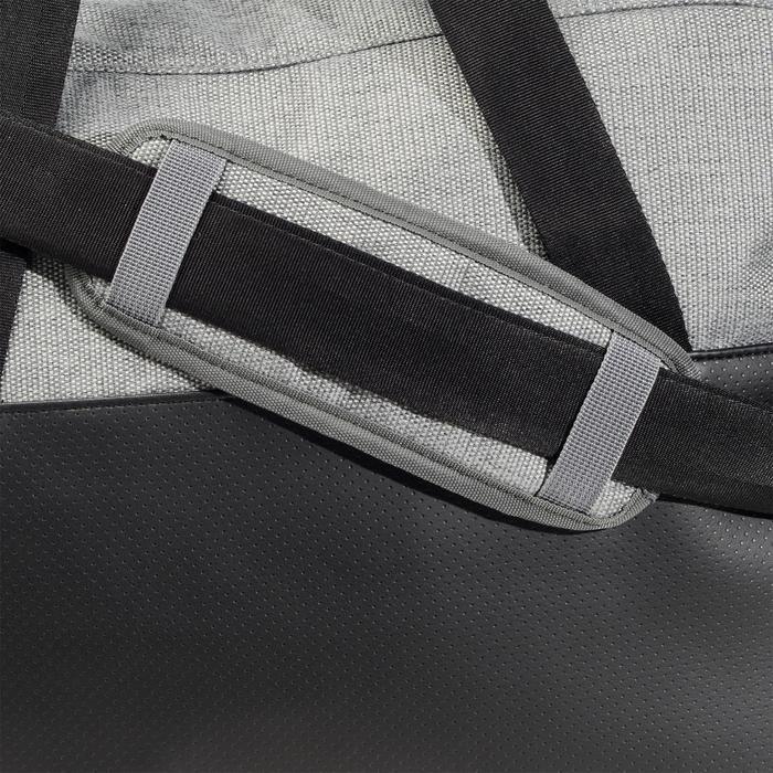Sac fitness cardio-training 30 Litres gris et noir premium
