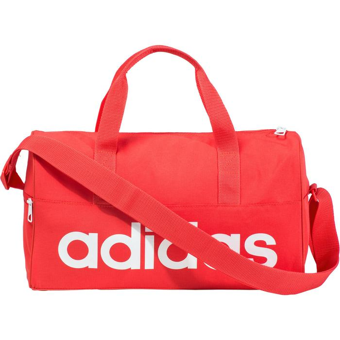 Sac fitness junior Adidas rose et blanc - 1284881