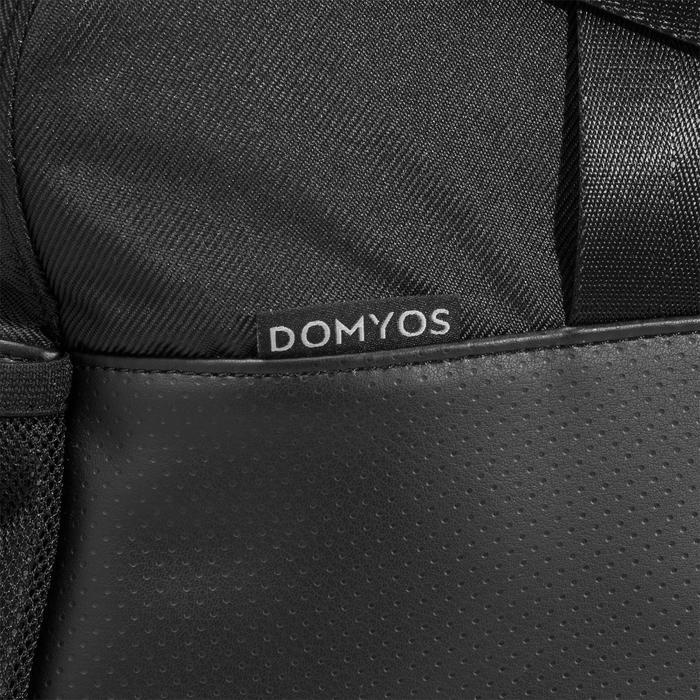 Sac fitness 30 Litres imprimé vert noir et Domyos - 1284922