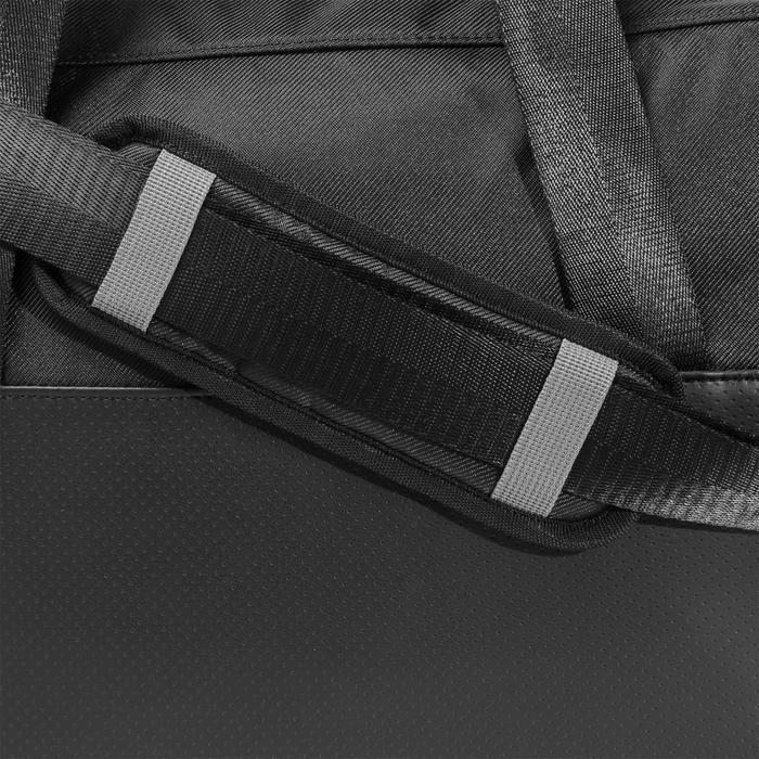 Sac fitness cardio-training 30 Litres noir dessiné triangle premium - 1284942