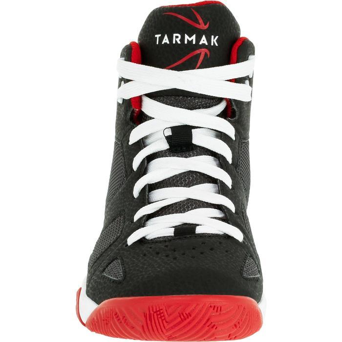 Chaussures de Basketball enfant Strong 300 navy - 1285026