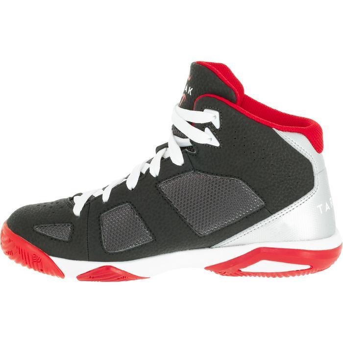 Chaussures de Basketball enfant Strong 300 navy - 1285037