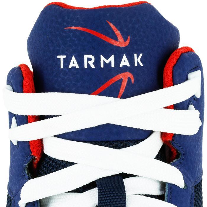 Chaussures de Basketball enfant Strong 300 navy - 1285043