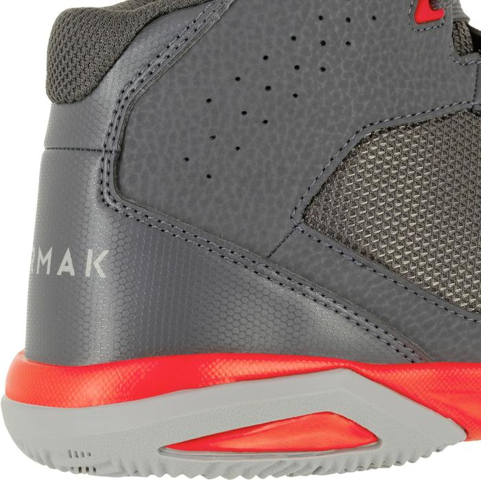 Chaussures de Basketball enfant Strong 300 navy - 1285053