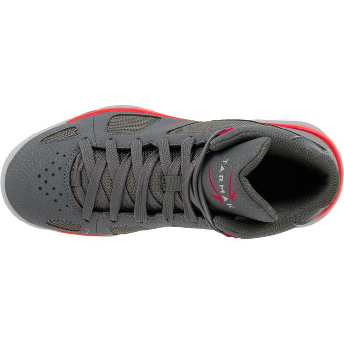 Chaussures de Basketball enfant Strong 300 navy - 1285054