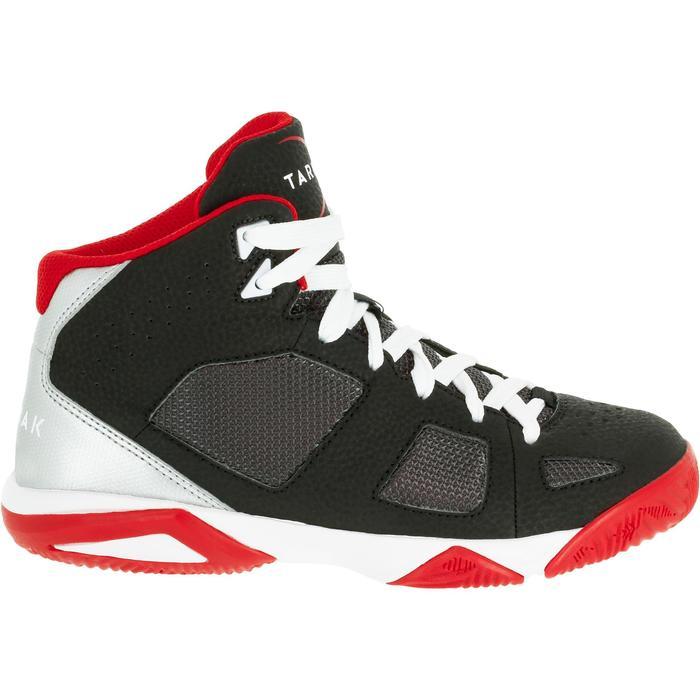Chaussures de Basketball enfant Strong 300 navy - 1285058