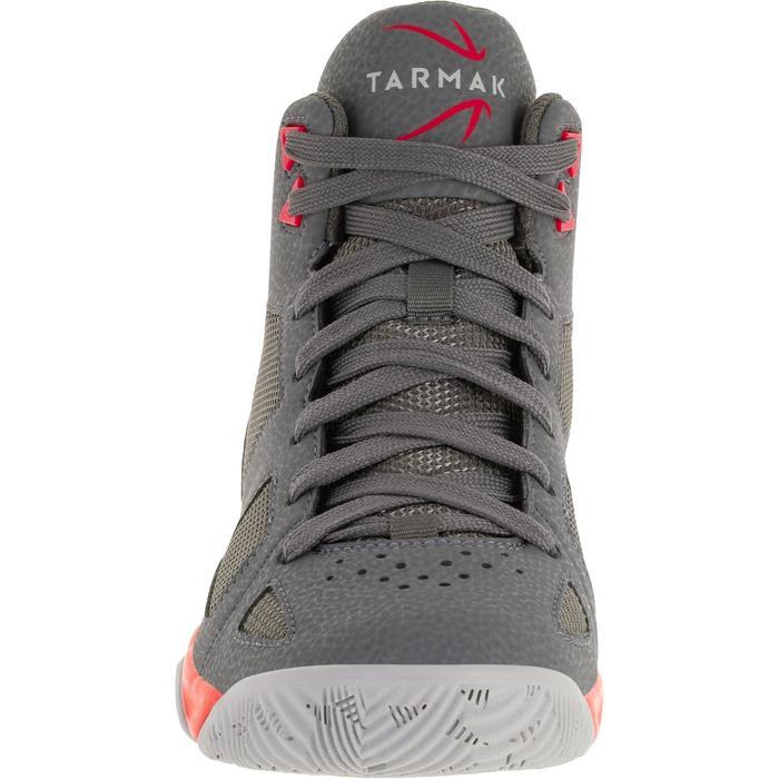 Chaussures de Basketball enfant Strong 300 navy - 1285061
