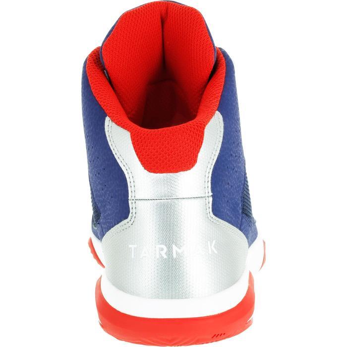 Chaussures de Basketball enfant Strong 300 navy - 1285062