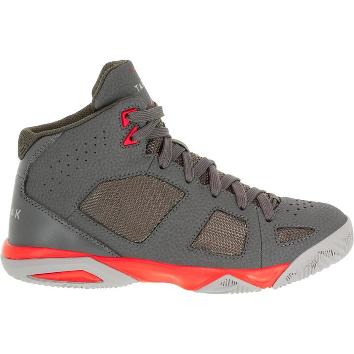 Chaussures de Basketball enfant Strong 300 navy - 1285067