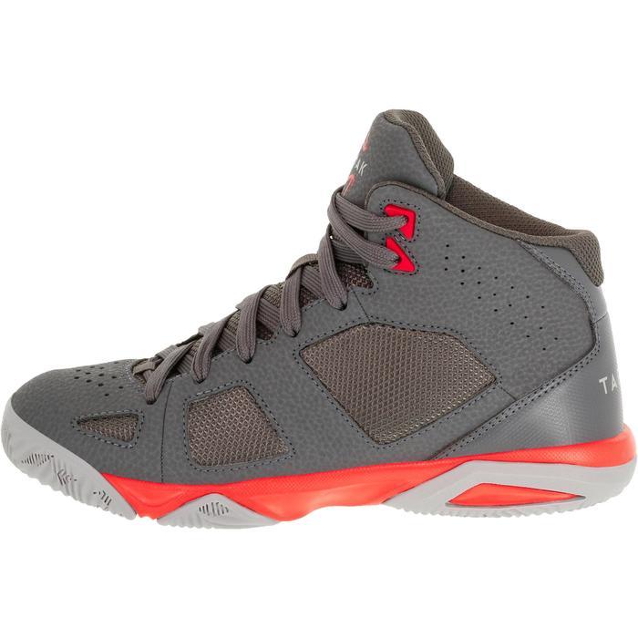 Chaussures de Basketball enfant Strong 300 navy - 1285072
