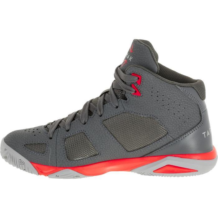 Chaussures de Basketball enfant Strong 300 navy - 1285074