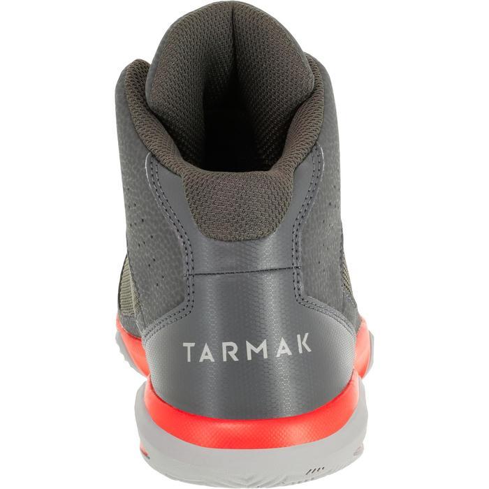 Chaussures de Basketball enfant Strong 300 navy - 1285075