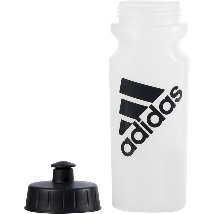 Bidón Adidas de fitness transparente