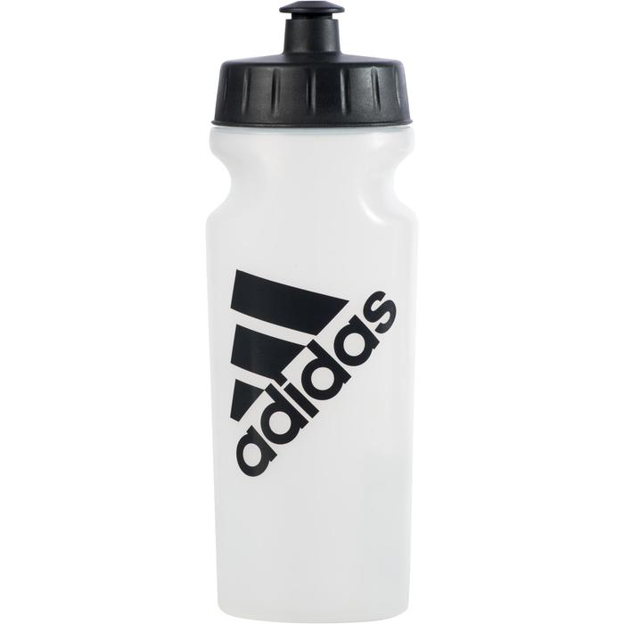 Bidon Adidas fitness transparent
