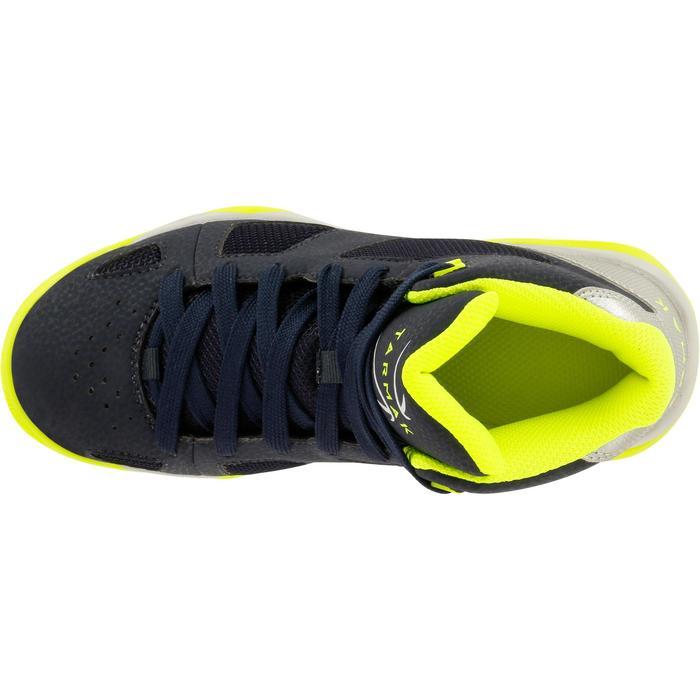 Chaussures de Basketball enfant Strong 300 navy - 1285113