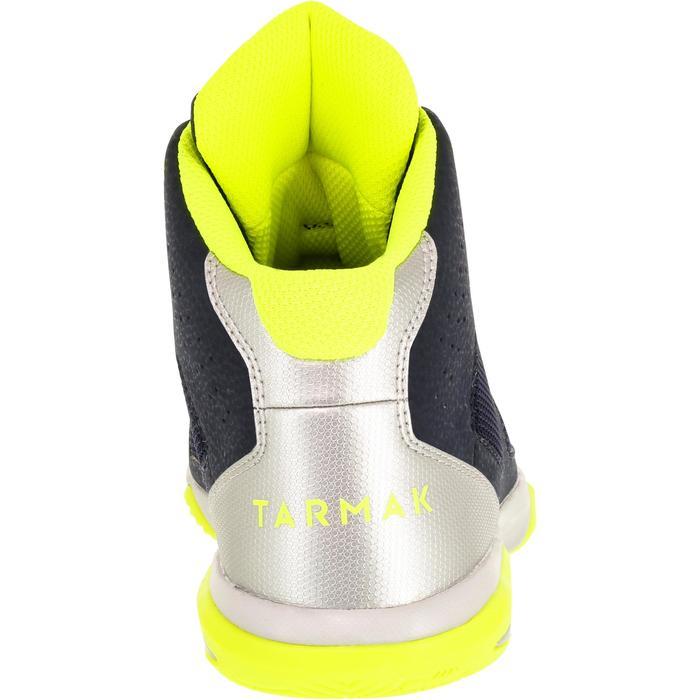 Chaussures de Basketball enfant Strong 300 navy - 1285119