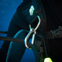 SCD 70mm eyeless diving snap hook