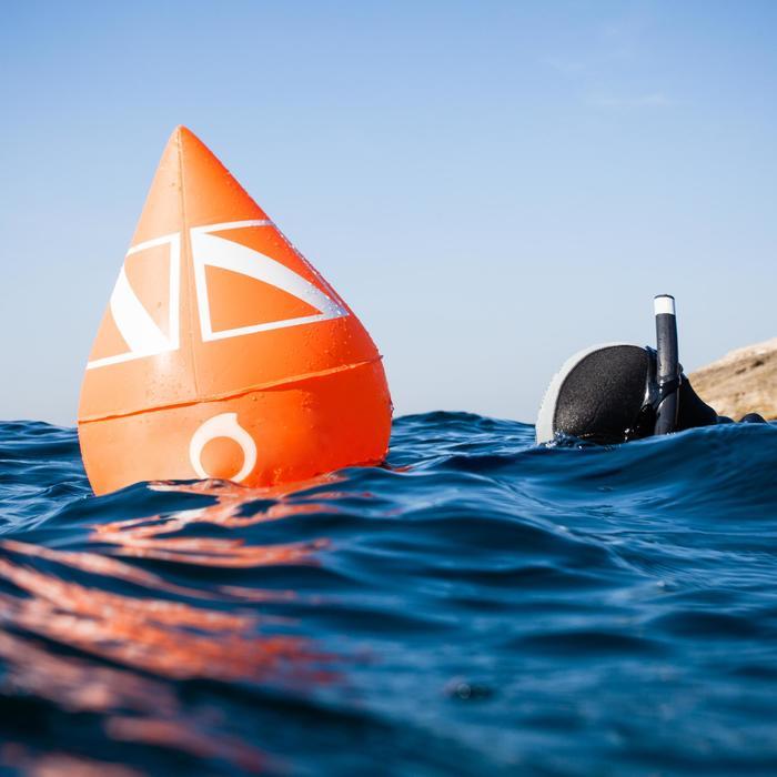 Bouée gonflable de chasse sous-marine SPF 100