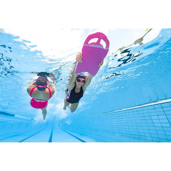 Bañador de natación una pieza para mujer Vega Negro